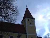 Filialkirche St. Johannes Kronstetten / Bild Walter Buttler